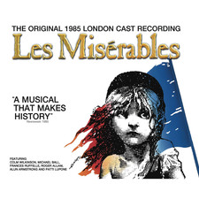 Les Misrables (Original London Cast Recording)