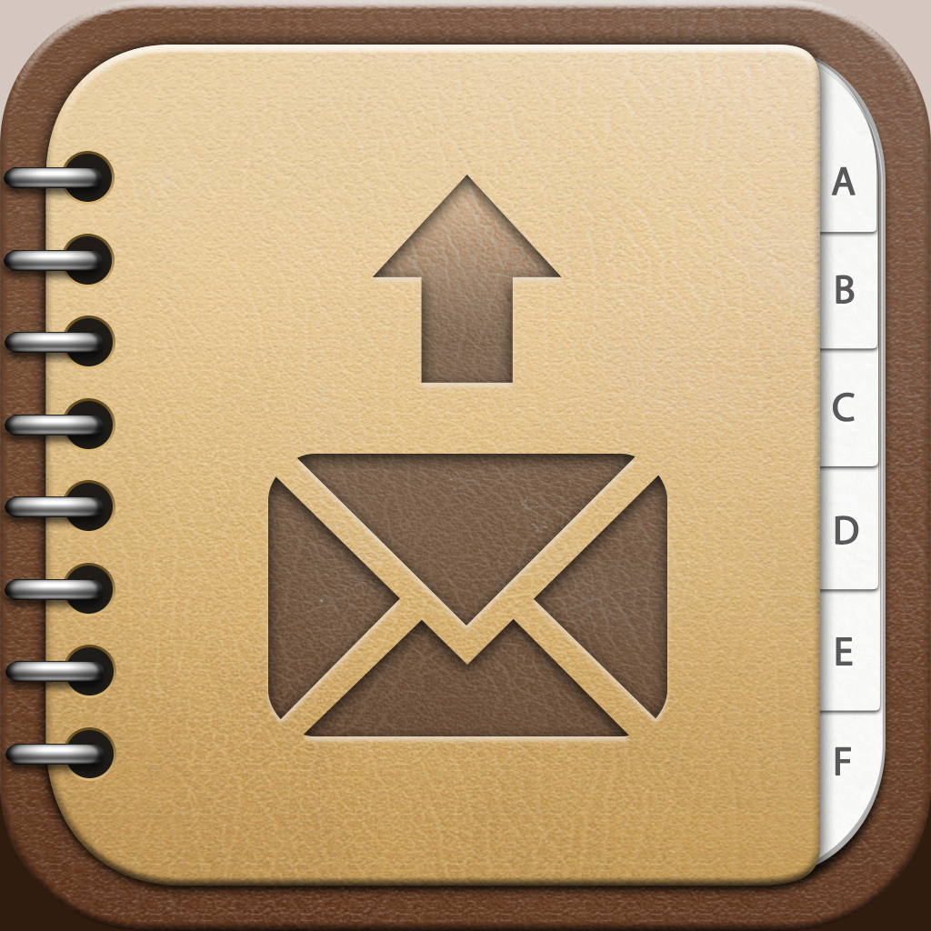 アドレス帳保存